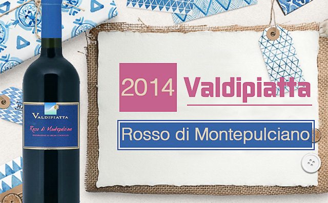 【口粮推荐】Valdipiatta Rosso di Montepulciano 双支套装