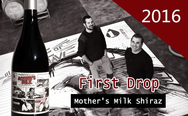 【智慧之选】First Drop Mother's Milk Shiraz