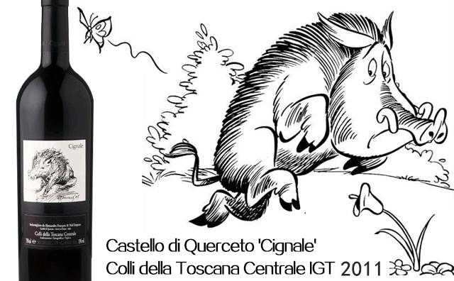 【特价大促】Castello di Querceto Cignale Colli della Toscana Centrale 大降15%