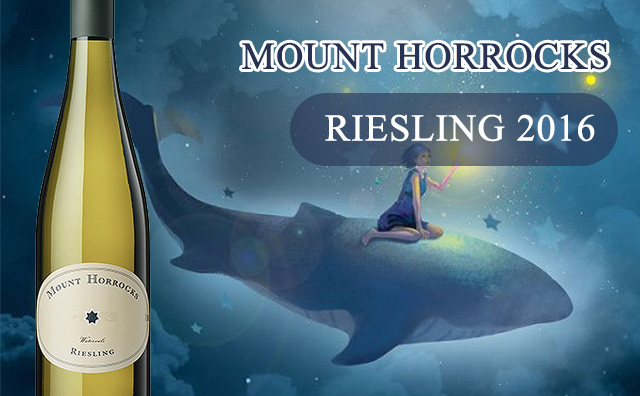 【超高分】Mount Horrocks Watervale Riesling 2016