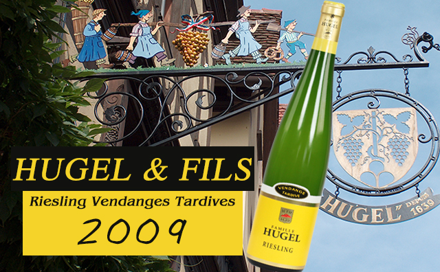 【名家珍酿清仓】Hugel & Fils Riesling Vendanges Tardives 均价77折