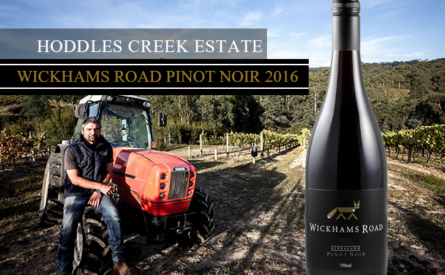 【卓越性价比】Hoddles Creek Estate Wickhams Road Yarra Valley Pinot Noir 双支套装
