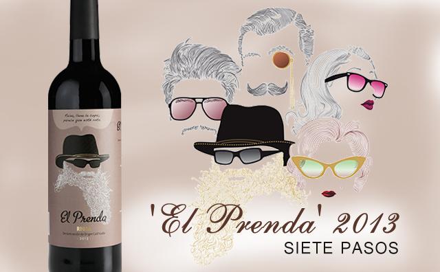 【特价清仓】Siete Pasos El Prenda Crianza 双支套装