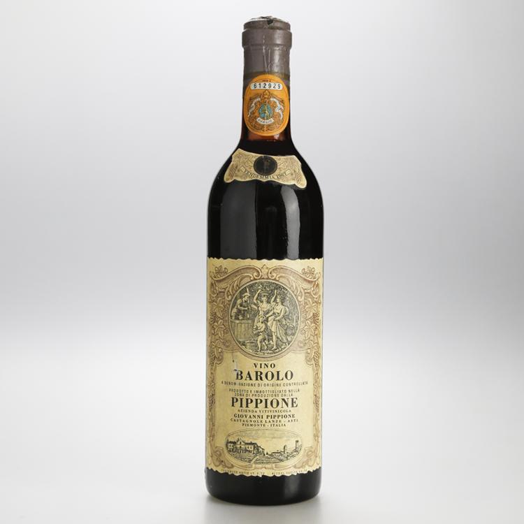 【极致老酒】Giovanni Pippione Barolo DOCG 1967