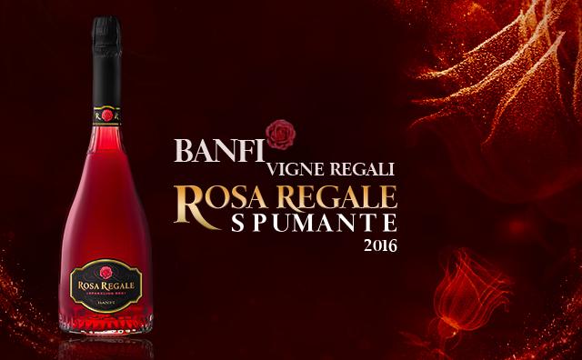 【福利小甜水】Banfi Vigne Regali Rosa Regale Brachetto d'Acqui 配 Joiy玩趣