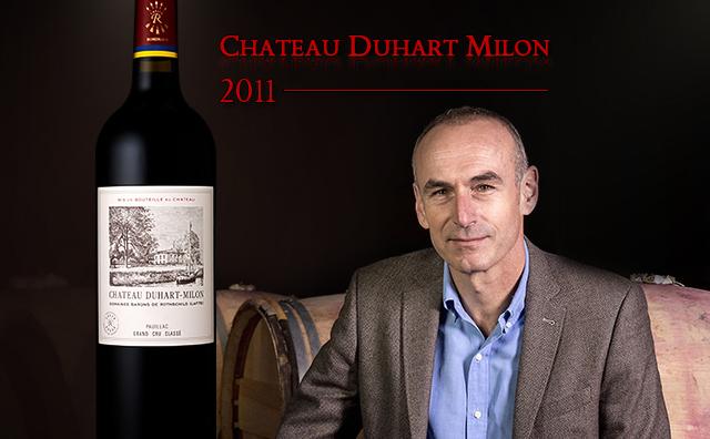 【法国总统口粮】Chateau Duhart Milon 2011