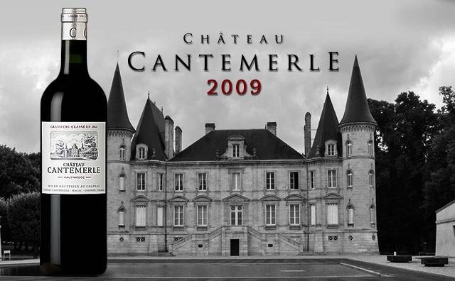 【世纪年份】Chateau Cantemerle 2009