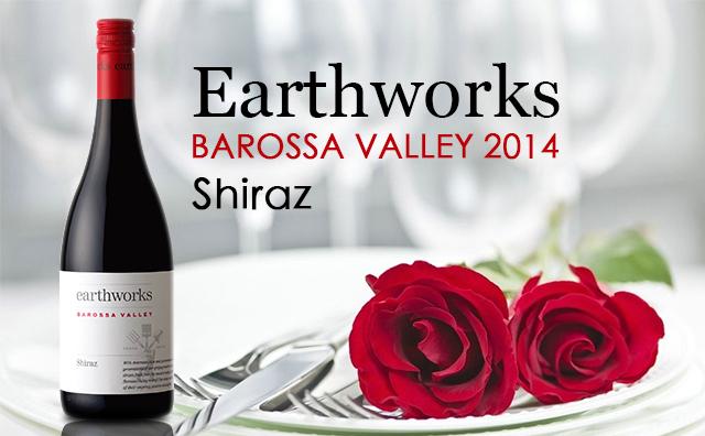 【口粮推荐】Earthworks Shiraz Barossa Valley 双支套装