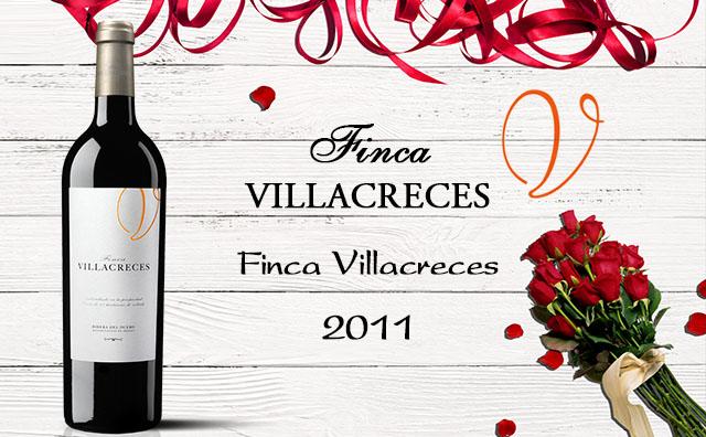 【Decanter 94分】Finca Villacreces Finca Villacreces 2011