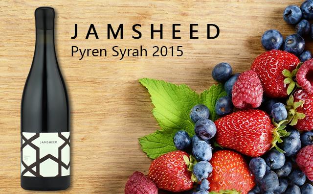【官网同价】Jamsheed Pyren Syrah 车库酒