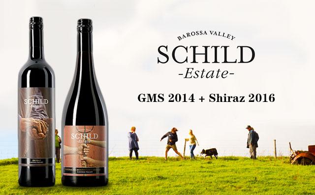 【超值套装】Schild Estate Barossa Valley GMS+Shiraz 双支套装
