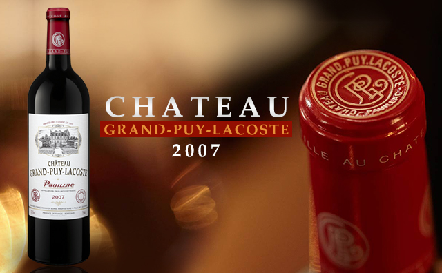 【大鳄来袭】Chateau Grand-Puy-Lacoste 名庄抄底