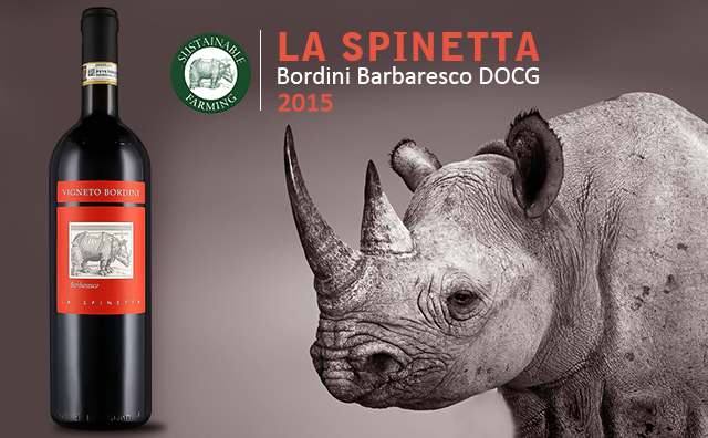 【红犀牛来了】La Spinetta Bordini Barbaresco DOCG 2015