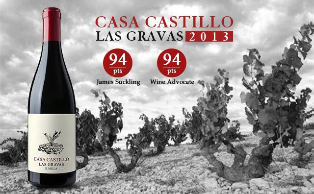 【高端力荐】Bodegas Julia Roch e Hijos - Casa Castillo Las Gravas 2013
