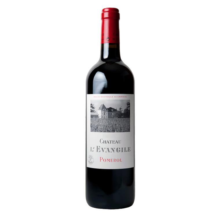 【被低估的酒庄】Chateau L'Evangile 2012