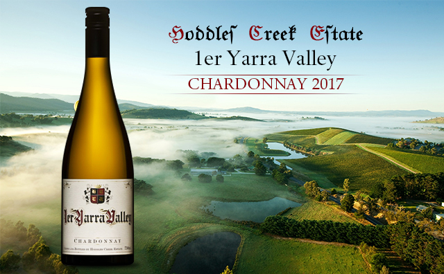 【单挑勃艮第】Hoddles Creek Estate 1er Yarra Valley Chardonnay 2017