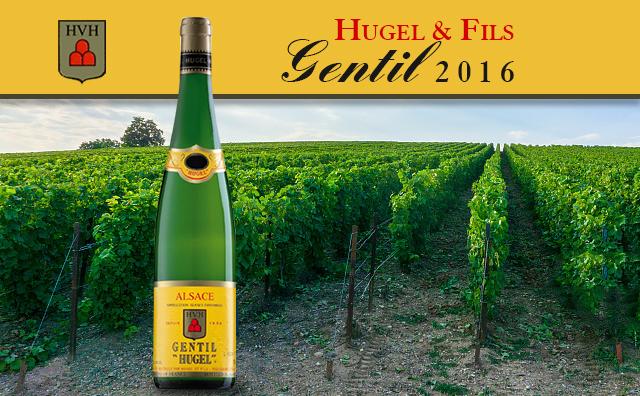 【爆款口粮】Hugel & Fils Gentil 2016 双支套装