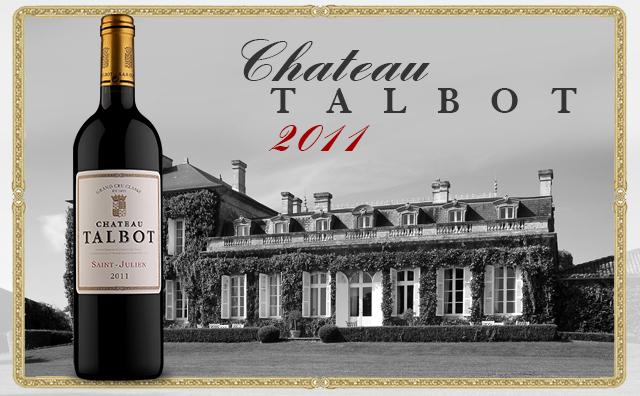 【优质名庄】Chateau Talbot 2011