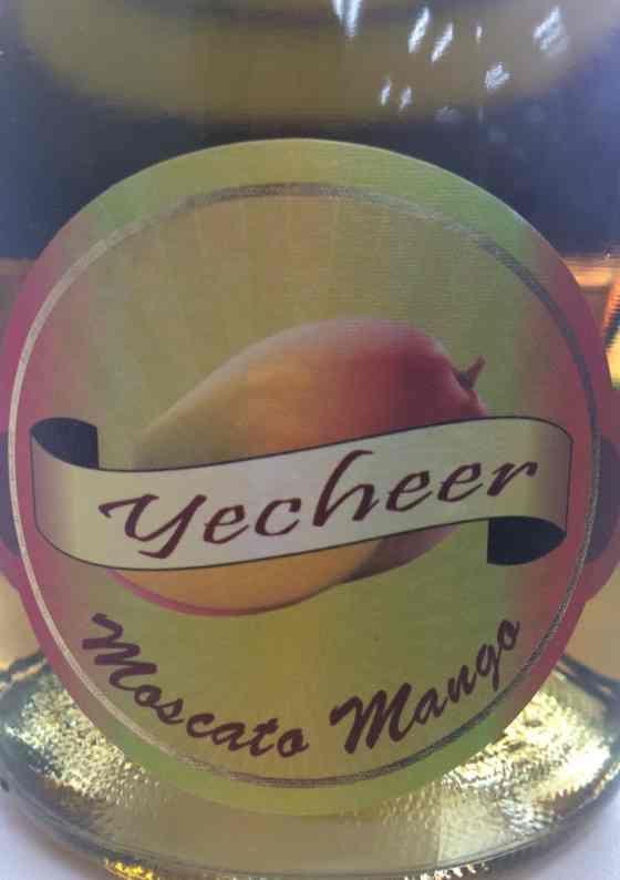 意彩芒果味起泡葡萄酒Yecheer Sparkling Moscato Cocktail Mango