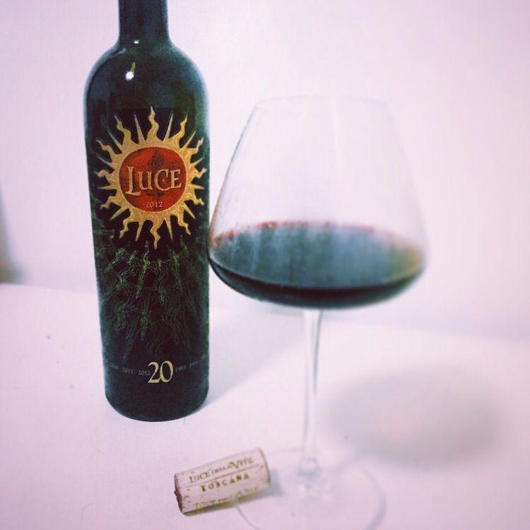 露凯红葡萄酒Luce della Vite Toscana Luce