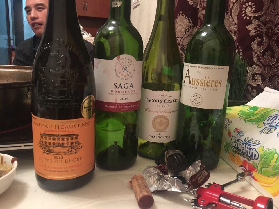 宝尚城堡酒庄精选干红Chateau Beauchene Selection Dominique