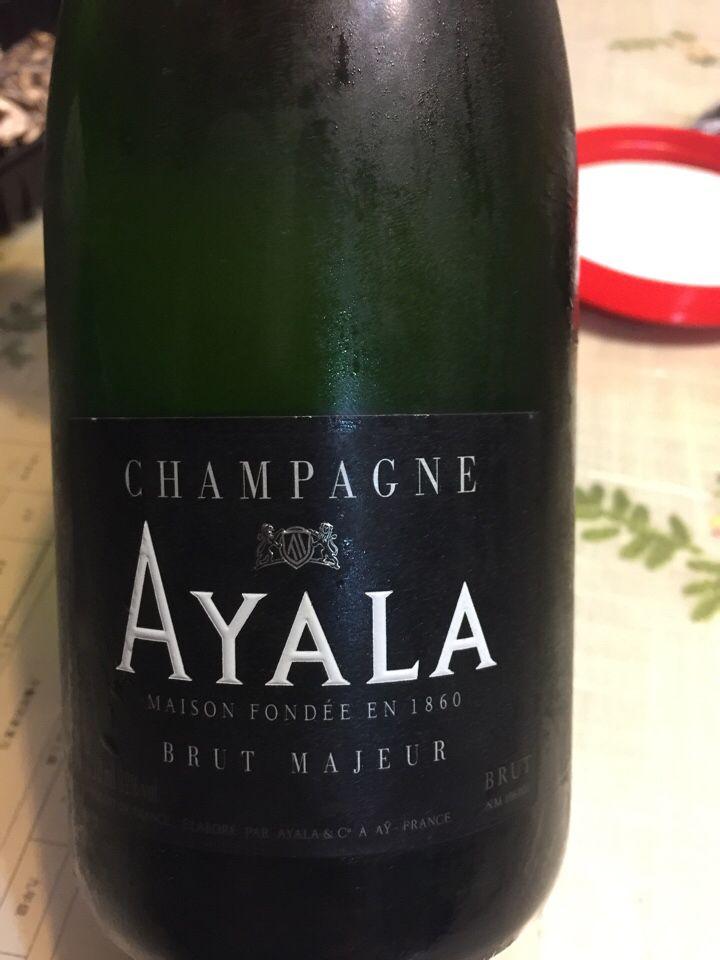 阿雅拉香槟Champagne AYALA Brut Majeur