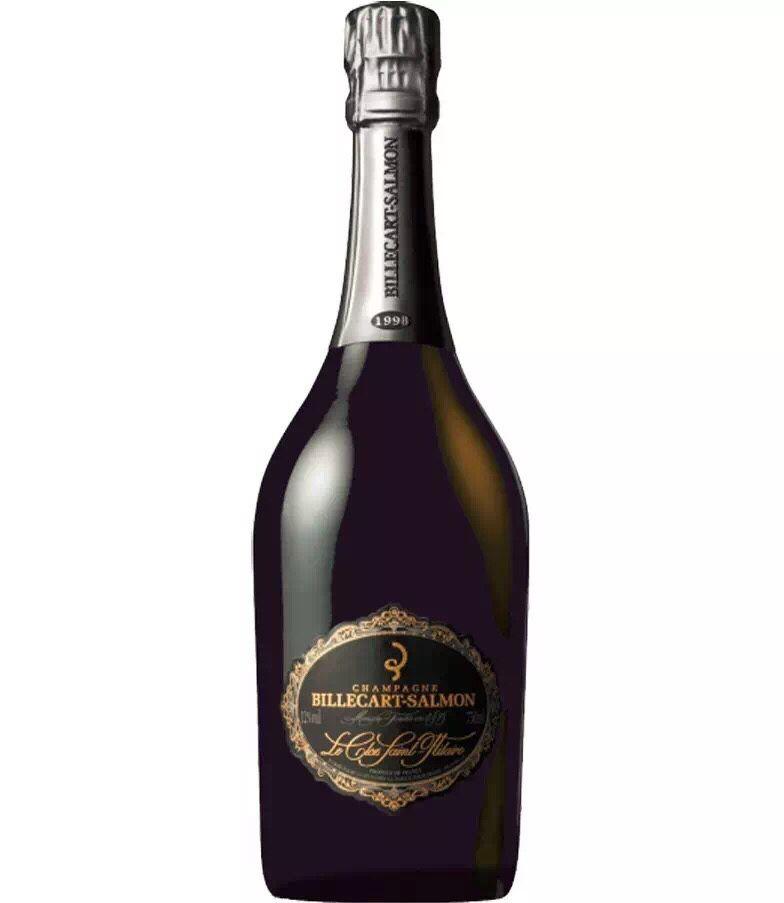 沙龙帝皇圣伊莱尔香槟Champagne Billecart-Salmon Clos Saint Hilaire Brut