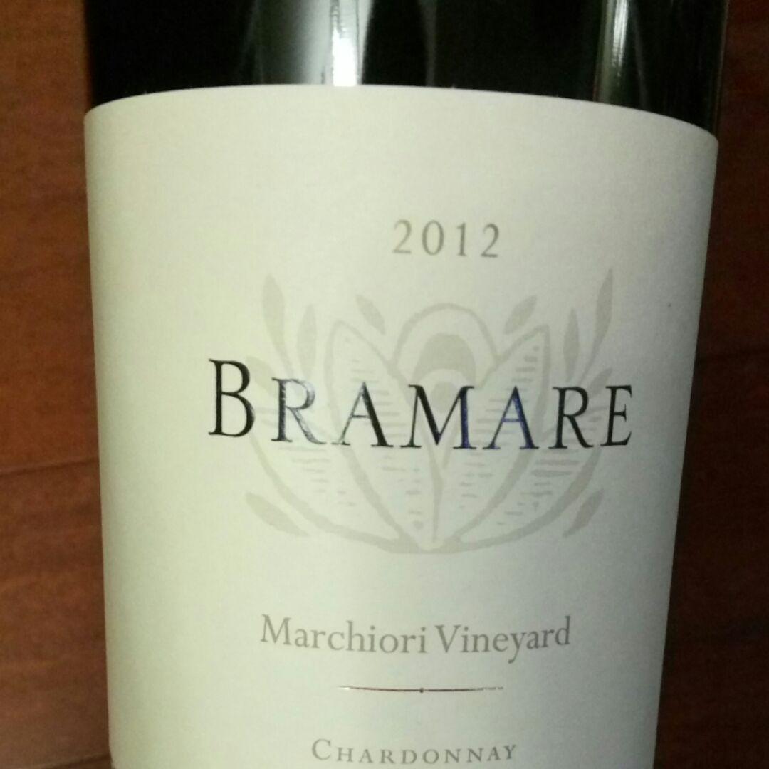 科沃斯百美系列蜜丝罗妮园霞多丽干白Vina Cobos Bramare Marchiori Vineyard Chardonnay