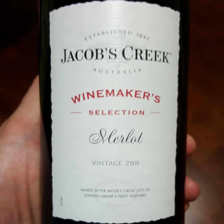 杰卡斯酿酒师臻选系列赛美蓉长相思干白Jacob's Creek Winemaker's Selection Semillon Sauvignon Blanc