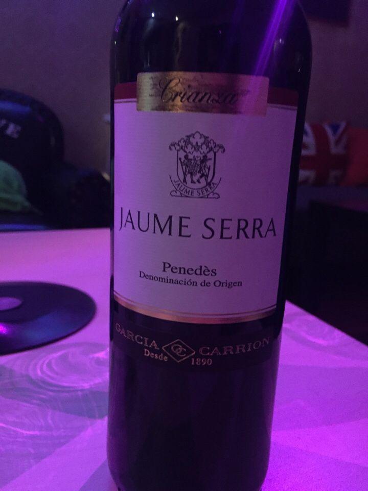 佐米希拉佳酿干红Jaume Serra Grianza