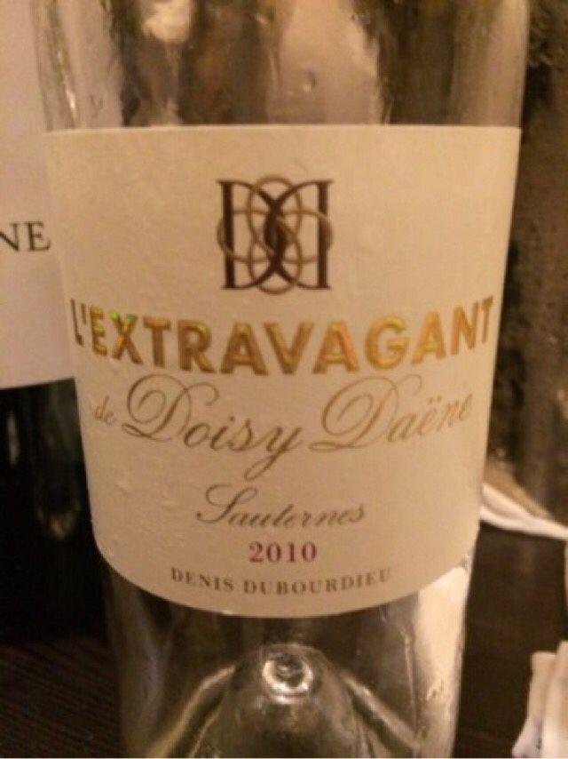 多西戴恩LE奢华贵腐甜白Chateau Doisy-Daene L'Extravagant