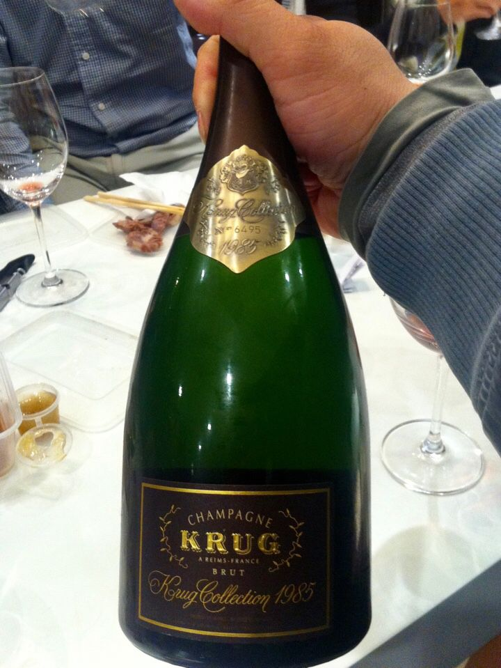 库克珍藏香槟Champagne Krug Collection