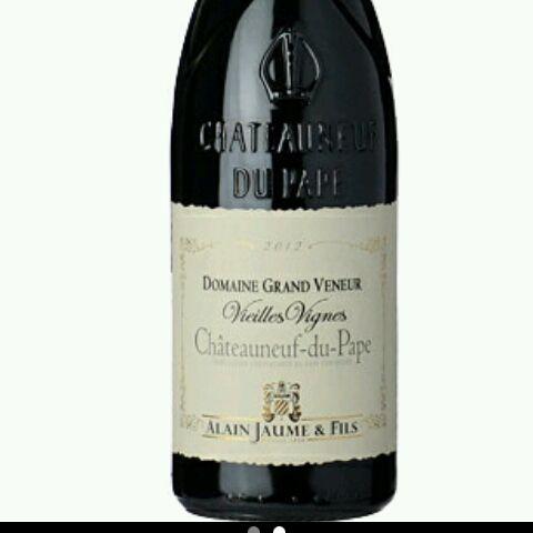 叶丽罗凡杜山干红Alain Jaume & Fils Domaine Grand Veneur Cotes du Ventoux Les Gelinottes