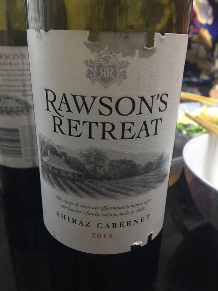 奔富洛神山庄赤霞珠干红Penfolds Rawsons Retreat Cabernet Sauvignon