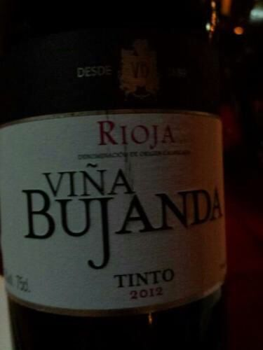 布罕达酒庄干红Vina Bujanda Tinto