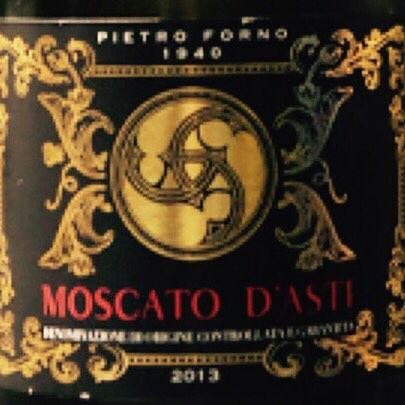 福尔诺莫斯莫斯卡托阿斯蒂低醇起泡酒Pietro Forno Moscato Asti