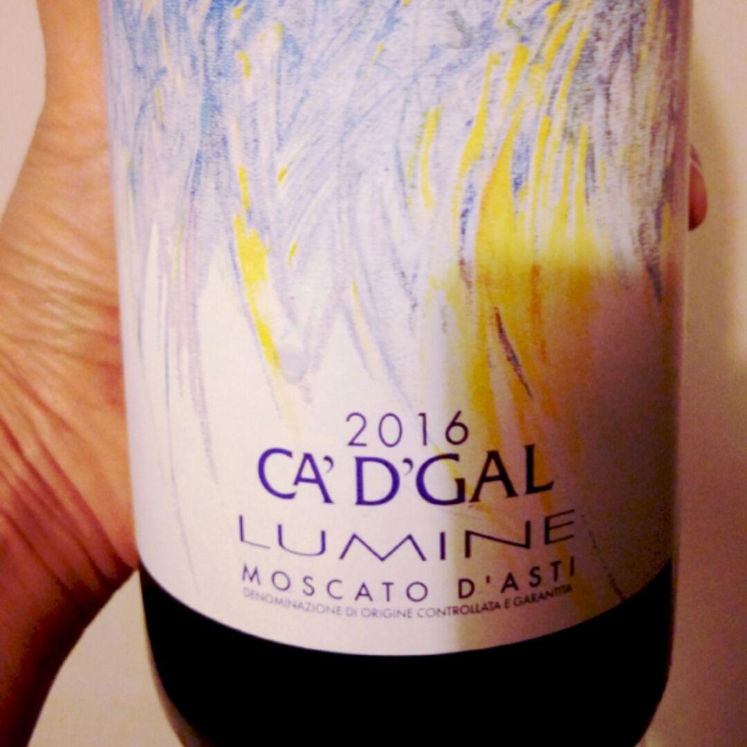 我的哥朗格白葡萄酒Ca' d'Gal Langhe Bianco