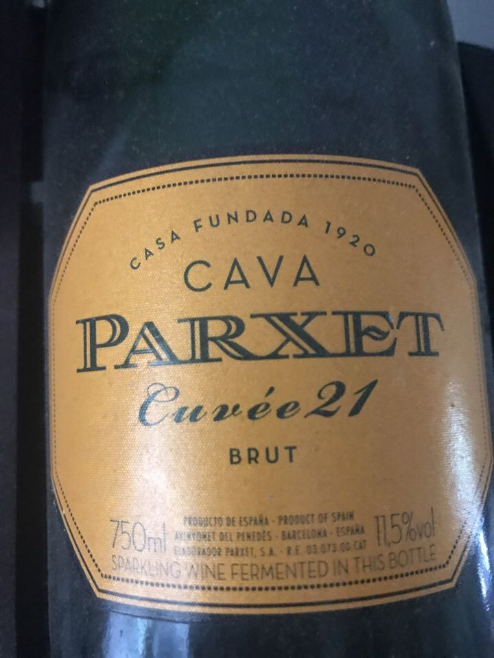 帕尔赛特卡瓦佳酿起泡Parxet Cuvee