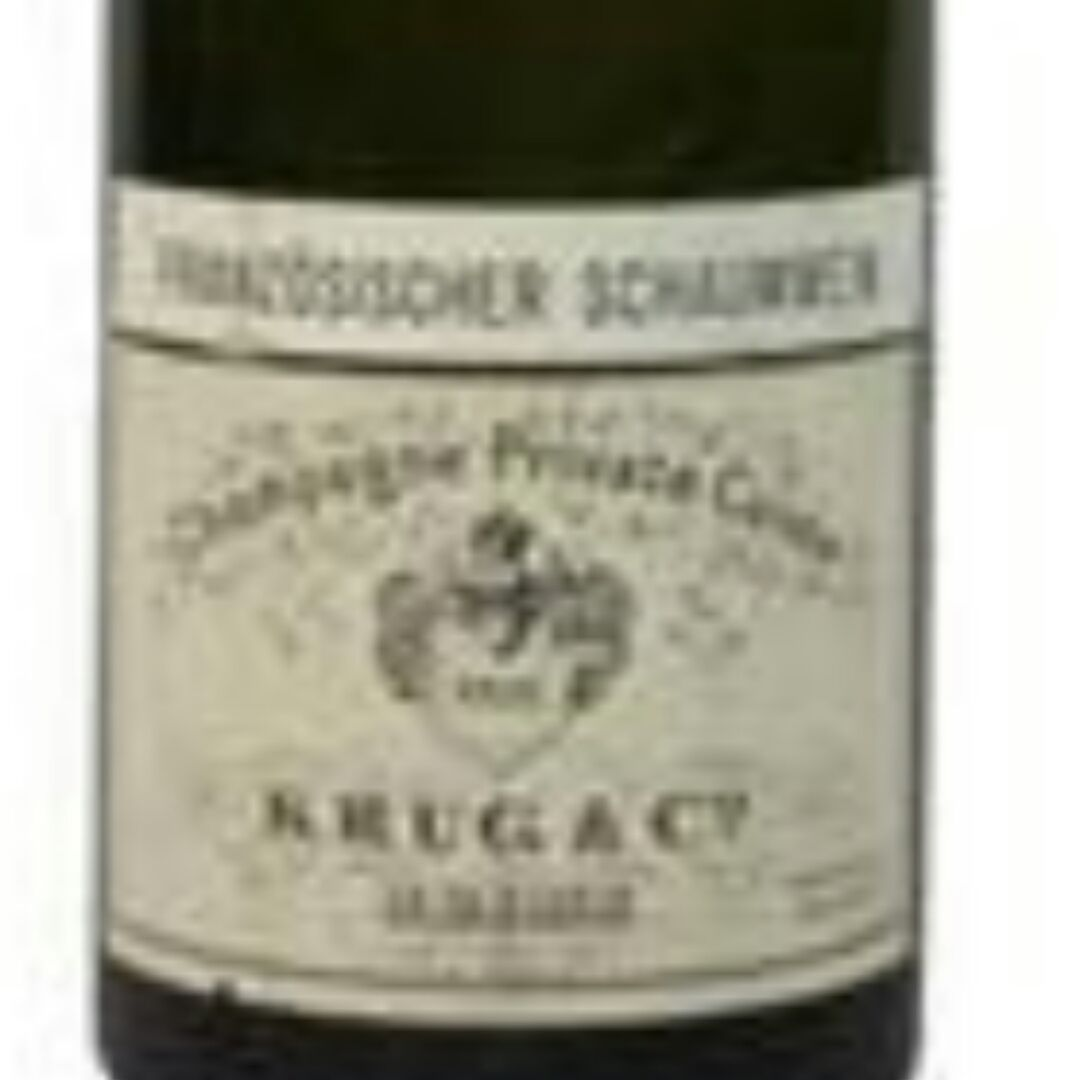 库克私藏香槟Champagne Krug Private Cuvee