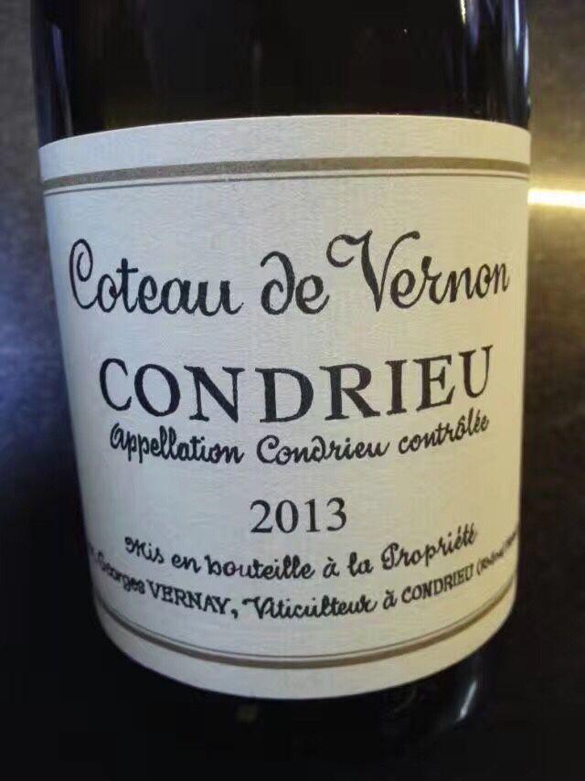 乔治维尔奈维尔侬丘干白Domaine Georges Vernay Coteau du Vernon