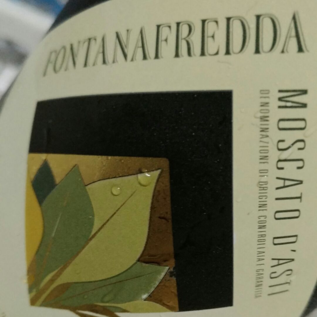 方达娜福达阿斯蒂起泡fontanafredda Asti