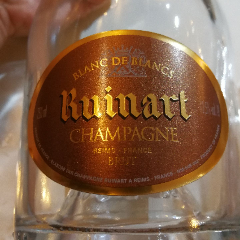 汝纳特白中白香槟Champagne Ruinart Blanc de Blancs