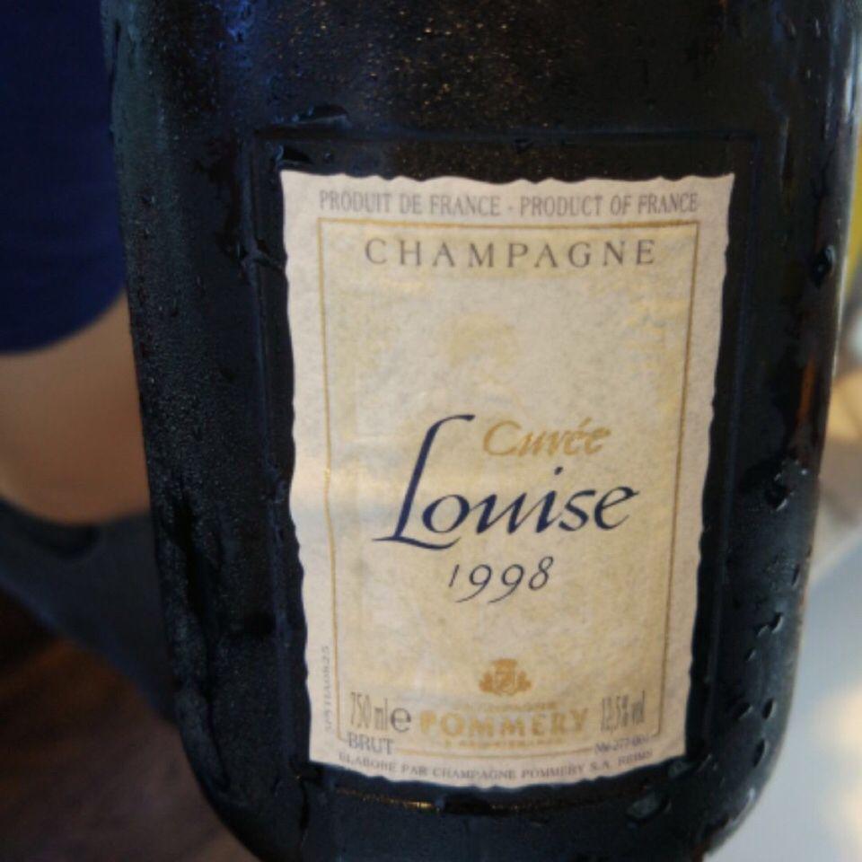 伯瑞路易丝特酿桃红香槟Champagne Pommery Cuvee Louise Rose