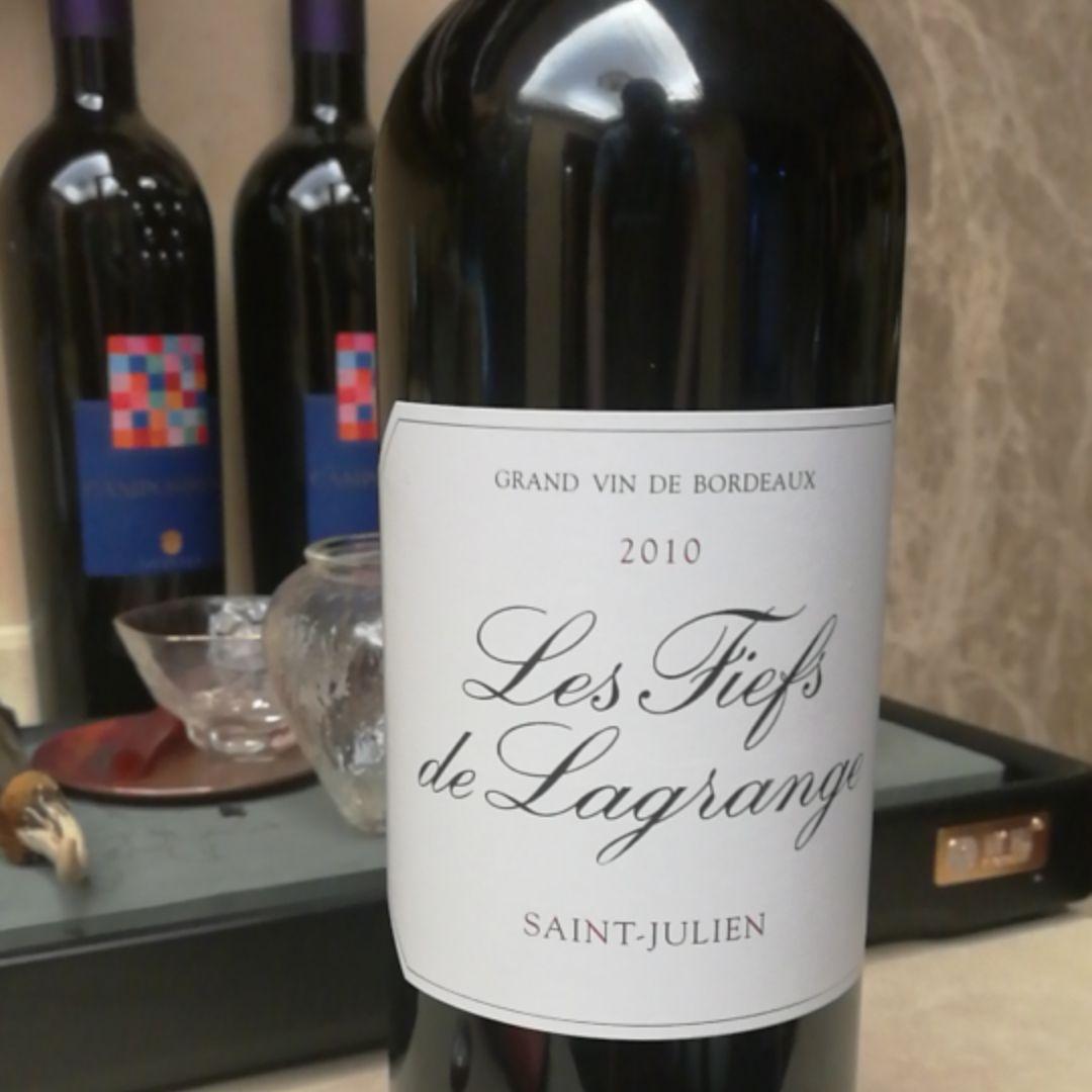 拉格喜酒庄副牌干红Les Fiefs de Lagrange