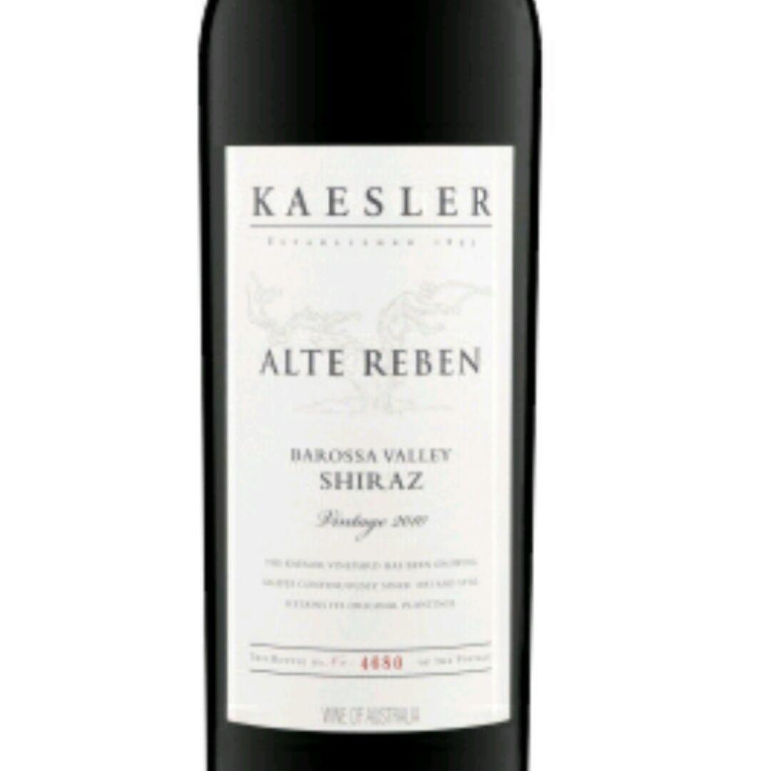 凯斯勒老藤设拉子干红Kaesler Old Vine Shiraz