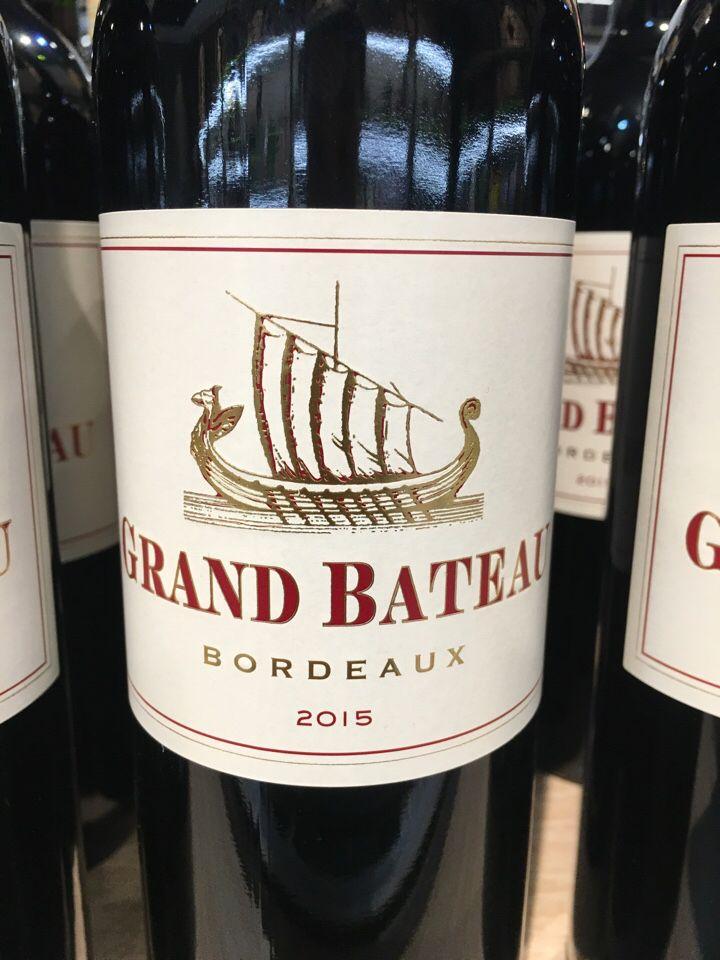 小龙船干红Grand Bateau