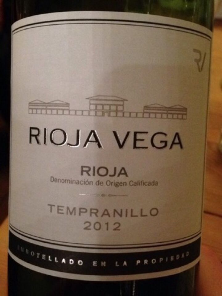 Rioja Vega Tempranillo