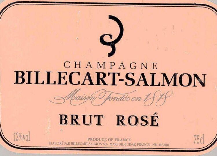 沙龙帝皇半干香槟Champagne Billecart-Salmon Demi-Sec