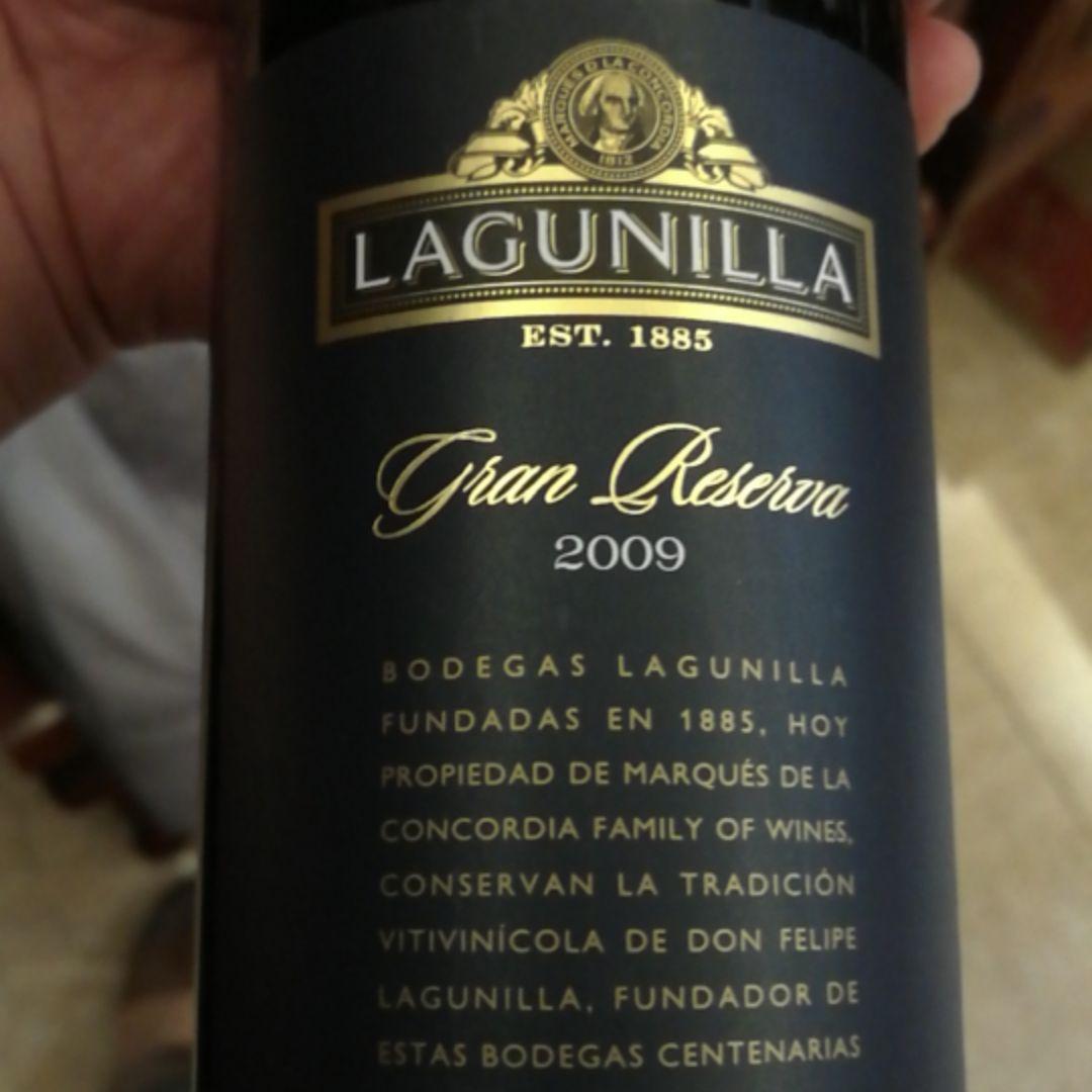拉古尼利亚丹魄混酿特级珍藏干红Bodegas Lagunilla Tempranillo Blend Gran Reserva