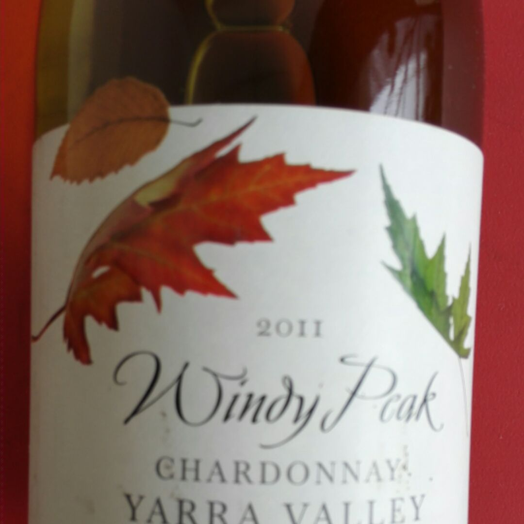 德保利风之谷霞多丽干白De Bortoli Windy Peak Chardonnay